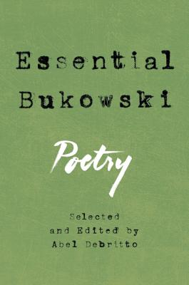 Essential Bukowski: Poetry Cover Image