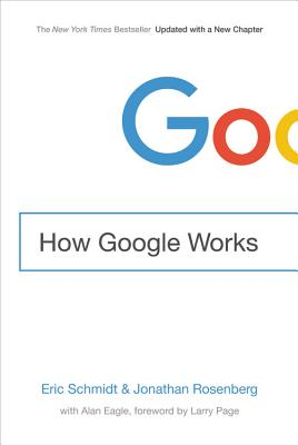 How Google Works cover image