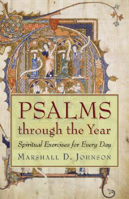 Psalms Through the Year Cover