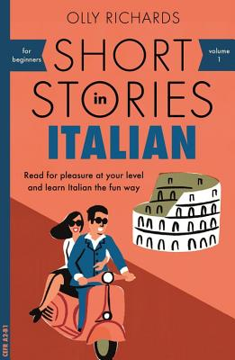 Short Stories in Italian for Beginners Cover Image