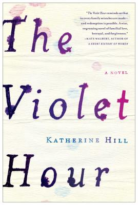 Cover for The Violet Hour