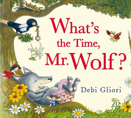 What's the Time, Mr. Wolf? Cover