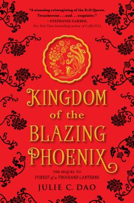 Kingdom of the Blazing Phoenix (Rise of the Empress #2) Cover Image
