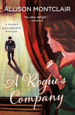 A Rogue's Company: A Sparks & Bainbridge Mystery Cover Image