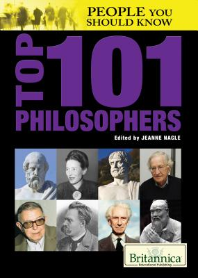 Top 101 Philosophers (People You Should Know) Cover Image