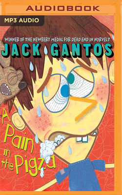 A Pain in the Pigza (Joey Pigza #7) Cover Image