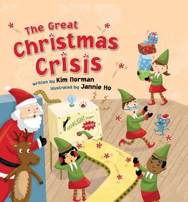 The Great Christmas Crisis Cover