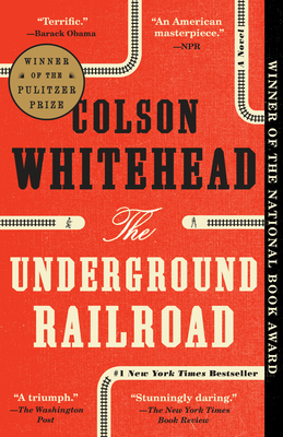 The Diesel Readers discuss Colson Whitehead's UNDERGROUND RAILROAD