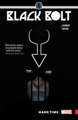 Black Bolt Vol. 1: Hard Time Cover Image