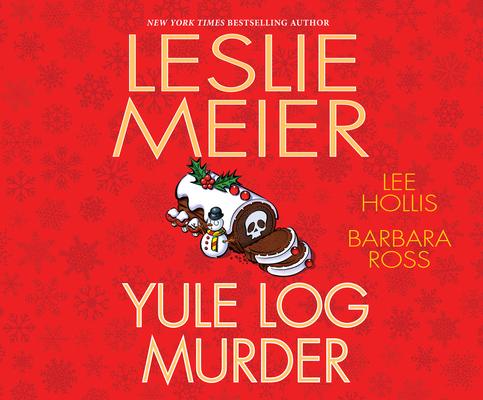 Yule Log Murder Cover Image