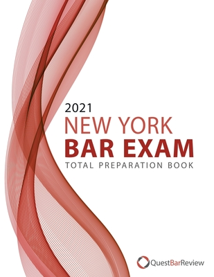 2021 New York Bar Exam Total Preparation Book Cover Image