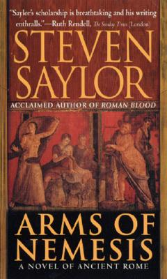 Arms of Nemesis: A Novel of Ancient Rome Cover Image
