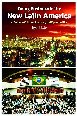 Cover for Doing Business in the New Latin America
