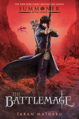 The Battlemage: Summoner, Book Three (Summoner Trilogy #3) Cover Image