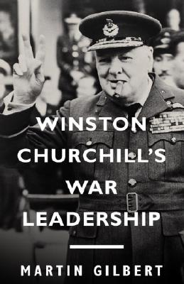 Winston Churchill's War Leadership Cover