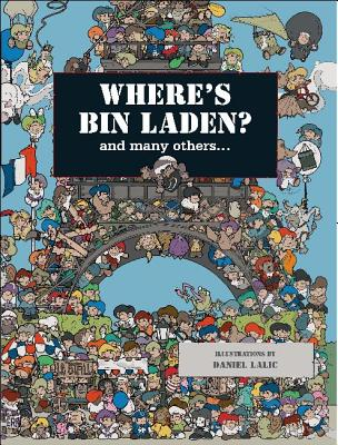 Where's Bin Laden? Cover