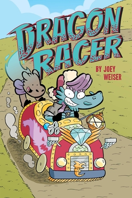 Dragon Racer Cover Image