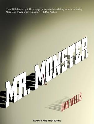 Cover for Mr. Monster