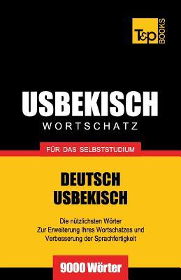 Usbekischer Wortschatz für das Selbststudium - 9000 Wörter Cover Image