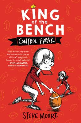 King of the Bench: Control Freak Cover Image