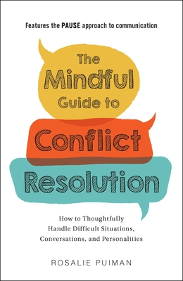 Cover for The Mindful Guide to Conflict Resolution
