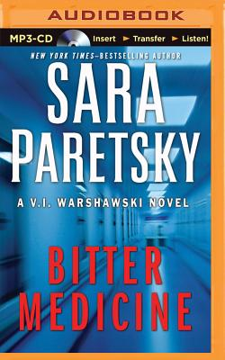 Bitter Medicine (V. I. Warshawski #4) Cover Image
