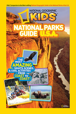 National Parks Guide U.S.A. Cover