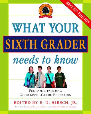 What Your Sixth Grader Needs to Know Cover