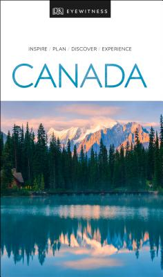 DK Eyewitness Canada (Travel Guide) Cover Image