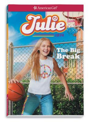 Julie: The Big Break Cover Image
