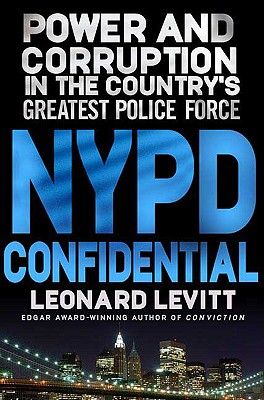 NYPD Confidential Cover