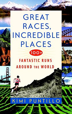 Great Races, Incredible Places Cover