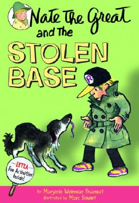 Nate the Great and the Stolen Base Cover Image