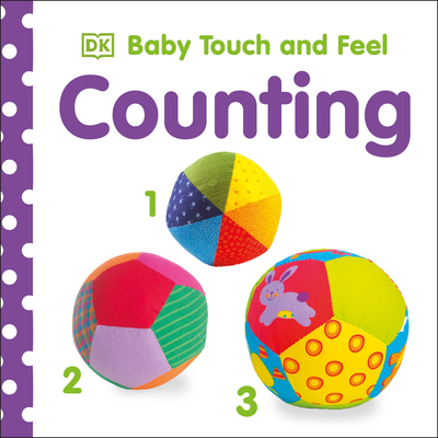 Baby Touch and Feel Counting Cover Image