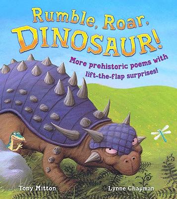 Rumble, Roar, Dinosaur! Cover