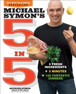 Michael Symon's 5 in 5 Cover