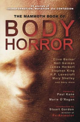 The Mammoth Book of Body Horror Cover