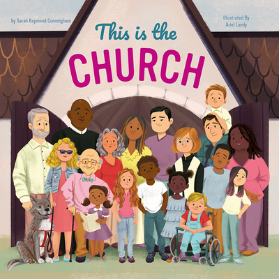 Cover for This Is the Church