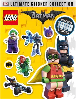 The Lego Batman Movie Cover