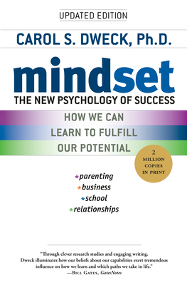Mindset: The New Psychology of Success Cover Image