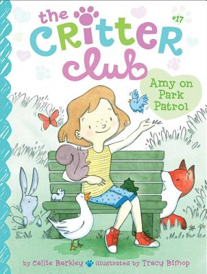 Amy on Park Patrol (The Critter Club #17) Cover Image