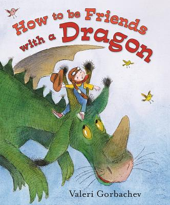 How to Be Friends with a Dragon Cover