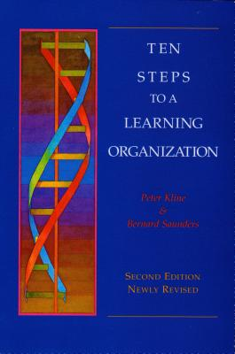 Ten Steps to a Learning Organization - Revised Cover