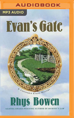 Evan's Gate (Constable Evans #8) Cover Image