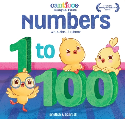 Numbers 1 to 100: Bilingual Firsts Cover Image