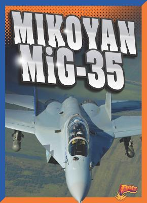 Mikoyan MiG-35 (Air Power) Cover Image
