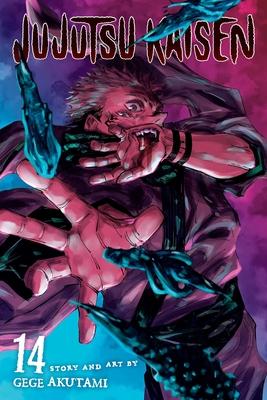 Jujutsu Kaisen, Vol. 14 Cover Image