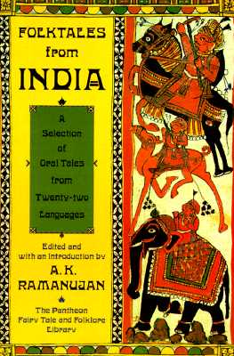 Folktales from India (The Pantheon Fairy Tale and Folklore Library) Cover Image