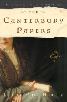 The Canterbury Papers Cover