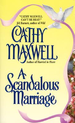 A Scandalous Marriage Cover Image